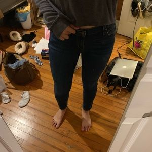 Dark blue Joe's jeans